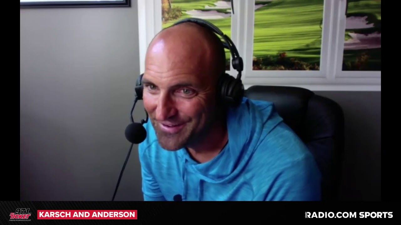Wasp Wreaks Havok On Karsch And Anderson Show