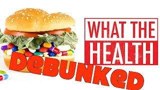 What The Health Debunked By Vegan Dietitian