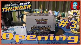 Pokemon TCG: SM8: Sun & Moon: Lost Thunder: Booster Box (Almost!!!) #3