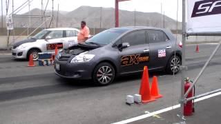 Susuki Swift Vs Toyota Auris - TEAM AUTOEXPRESS 26 de abril