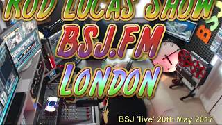 BEST SMOOTH JAZZ SHOW : 20TH MAY 2017 : HOST ROD LUCAS : LONDON UK