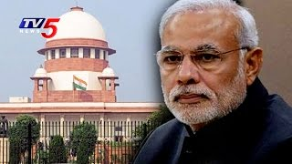 Supreme Court Rejects Probe Against PM Narendra Modi in Sahara Diary Case | TV5 News