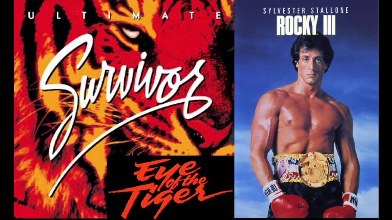 Resultado de imagen de eye of the tiger rocky 3