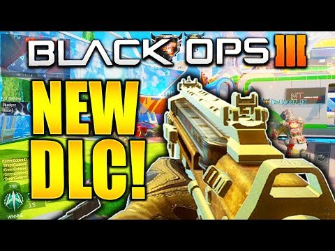 COD BLACK OPS 3 NEW DLC WEAPONS! CALL OF DUTY BO3 1.26 PATCH UPDATE NEW DLC COMING TO BO3!?