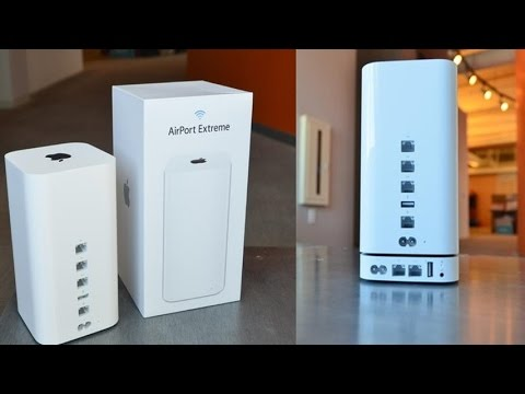 how to open airport extreme