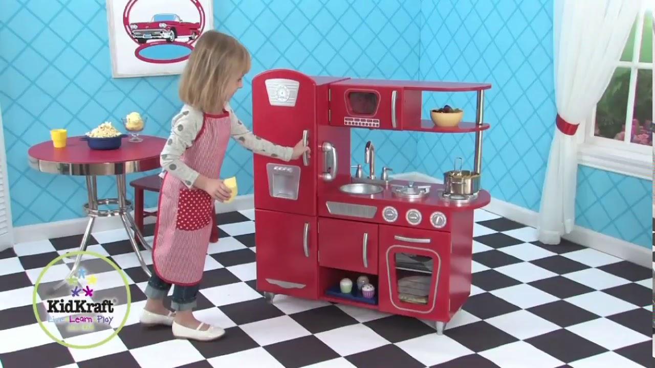 Küche kidkraft retro küche weiß hochglanz rund selber bauen