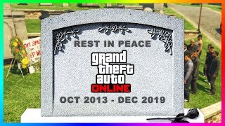 Rockstar Games Is SHUTTING DOWN Parts Of GTA 5 Online On PlayStation 3 And Xbox 360! (The End)