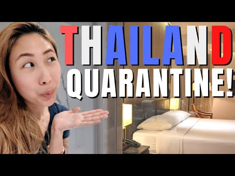 FREE!! 14 Days State Quarantine in Thailand  SQ in BANGKOK