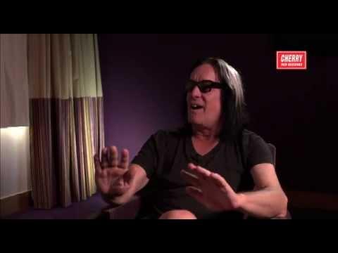 Todd Rundgren - Interview byMark Powell - 2013