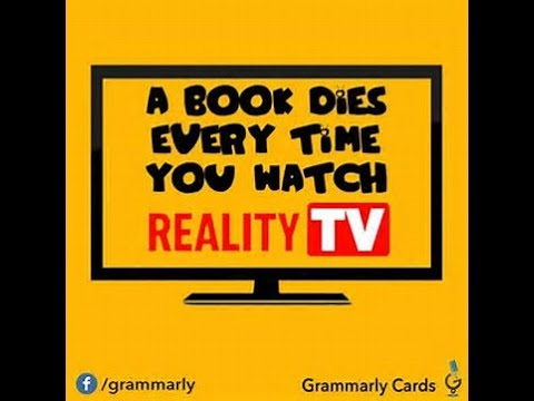is reality tv good or bad for society