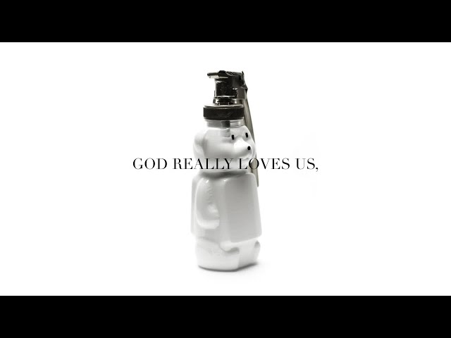Crowder - God Really Loves Us (feat. Dante Bowe & Maverick City Music) (Lyric Video)