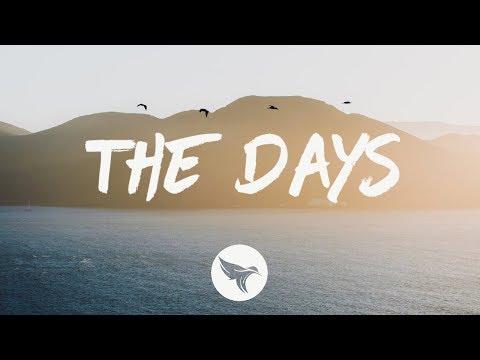 hailey-whitters---the-days-(lyrics)