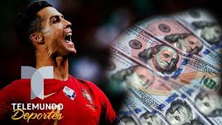 La Cifra Con La Que Cristiano Supera A Messi Y A ¡selena Gómez!   Telemundo Deportes