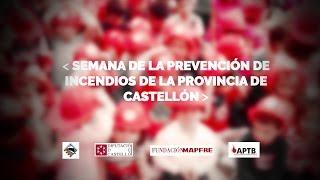 Rueda de Prensa de Presentación de la Semana de Prevención de Incendios en la Provincia de Castellón