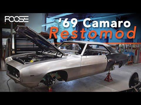 Foose Design '69 Camaro Restomod Build