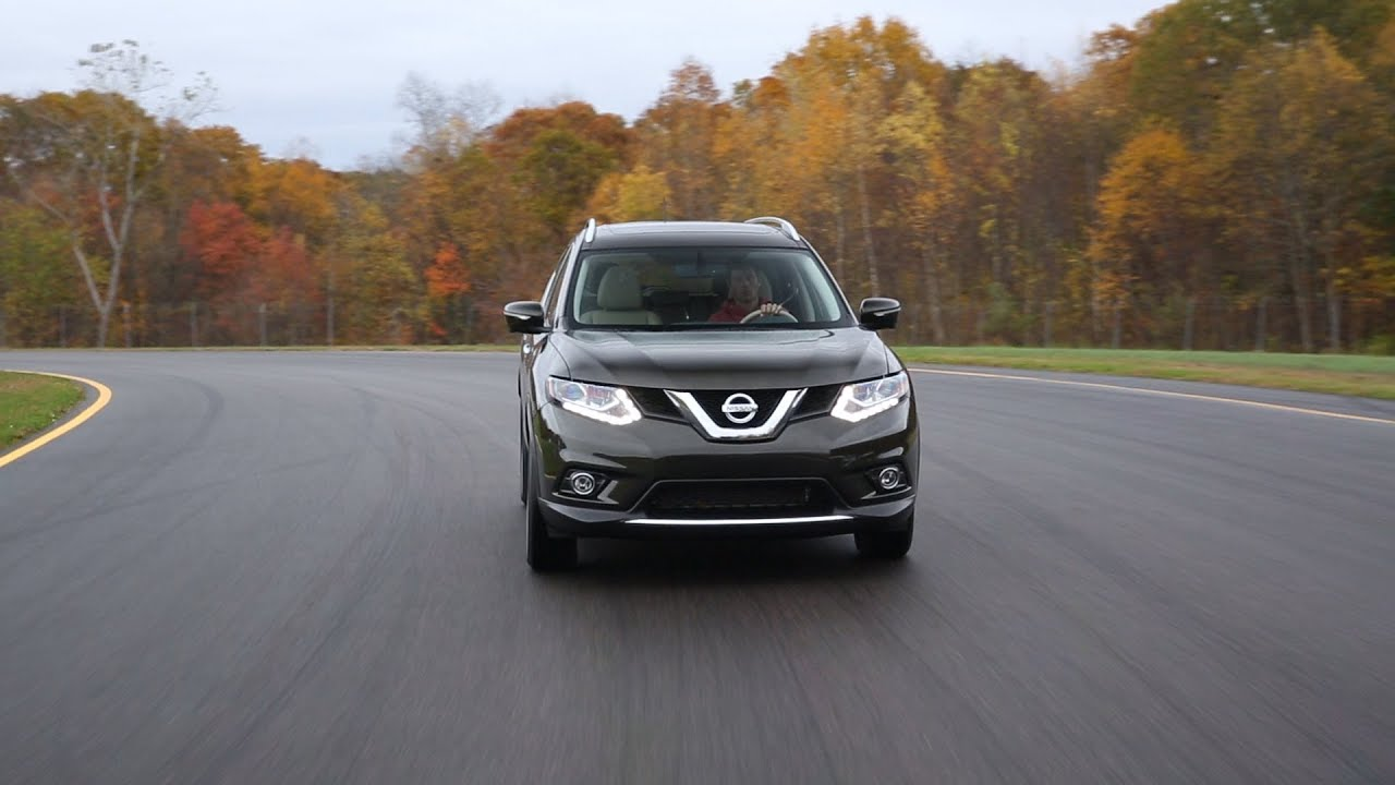 2014 nissan rogue first drive consumer reports youtube. Black Bedroom Furniture Sets. Home Design Ideas