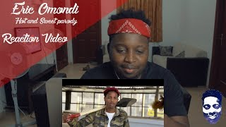 Eric Omondi Short 'n' Sweet Reaction Video