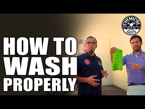 Step by Step: How to Wash a Car with an Electric Pressure Washer - Black Light Car Wash Soap - KITT