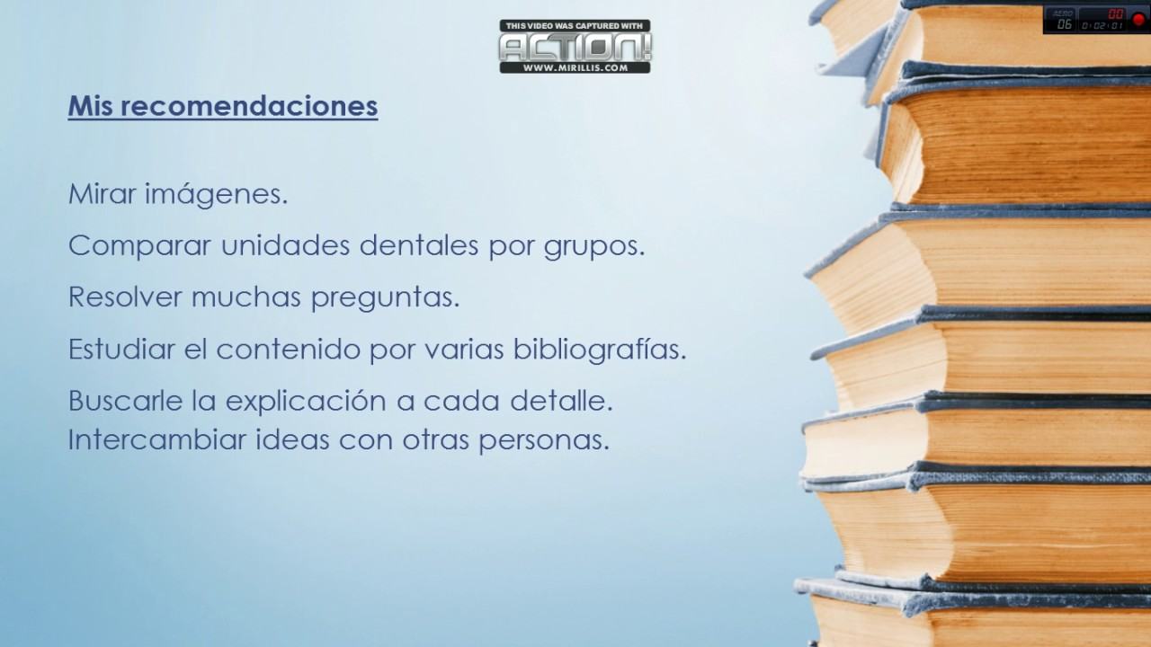 Anatomia Dental Aplicada , Generalidades , Video 1 - YouTube