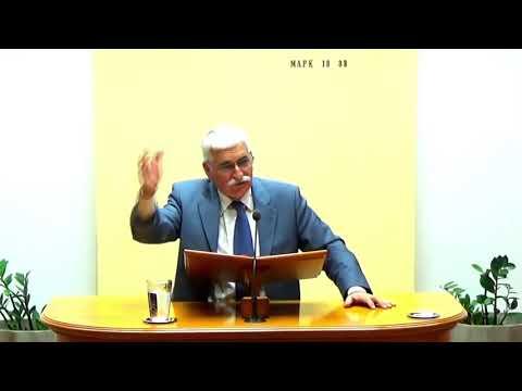 23.11.2019 - Κατά Λουκάν Κεφ 18:31-42 & 19:1-9 - Γιώργος Χριστάκης