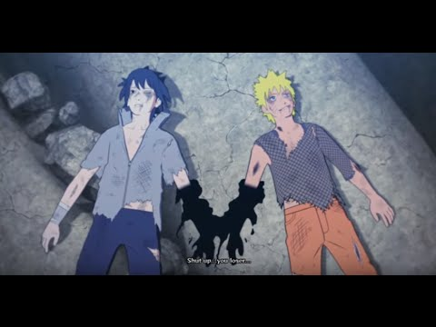 naruto vs sasuke final battle english dub naruto