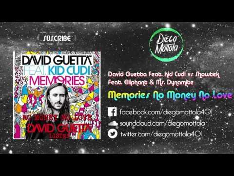 Memories vs No Money No Love (David Guetta Mashup) (Tomorrowland 2014)