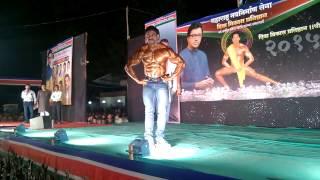 BALI MHATRE SHOW POSING AT DIWA