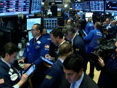 Global Stocks Lower After Oil Prices Drag Down Wall Street