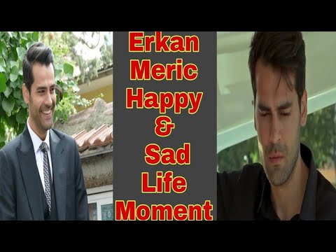 Erkan Meric Happy & Sad Life Moment || Turkish Famous Model || Most Handsome Turkish Actor