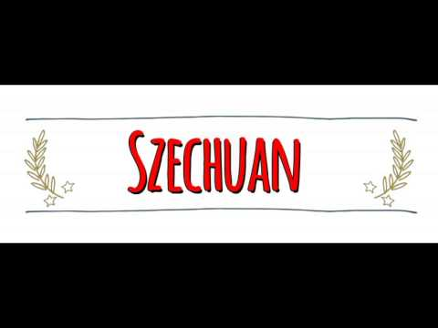 American vs Australian Accent: How to Pronounce SZECHUAN in an Australian or American Accent