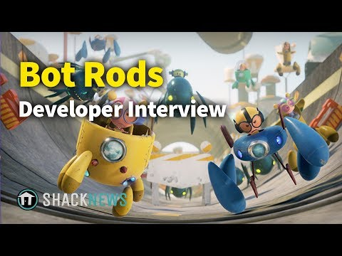 Bot Rods - Developer Interview