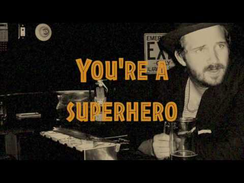 SuperHero -  Wizardz Of Oz Featuring Joe Pringle  Official Lyric Video