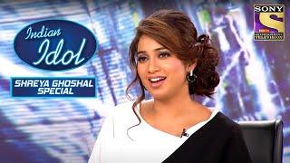 Arpita ने किया Shreya से एक Request!   Indian Idol   Shreya Ghoshal Special
