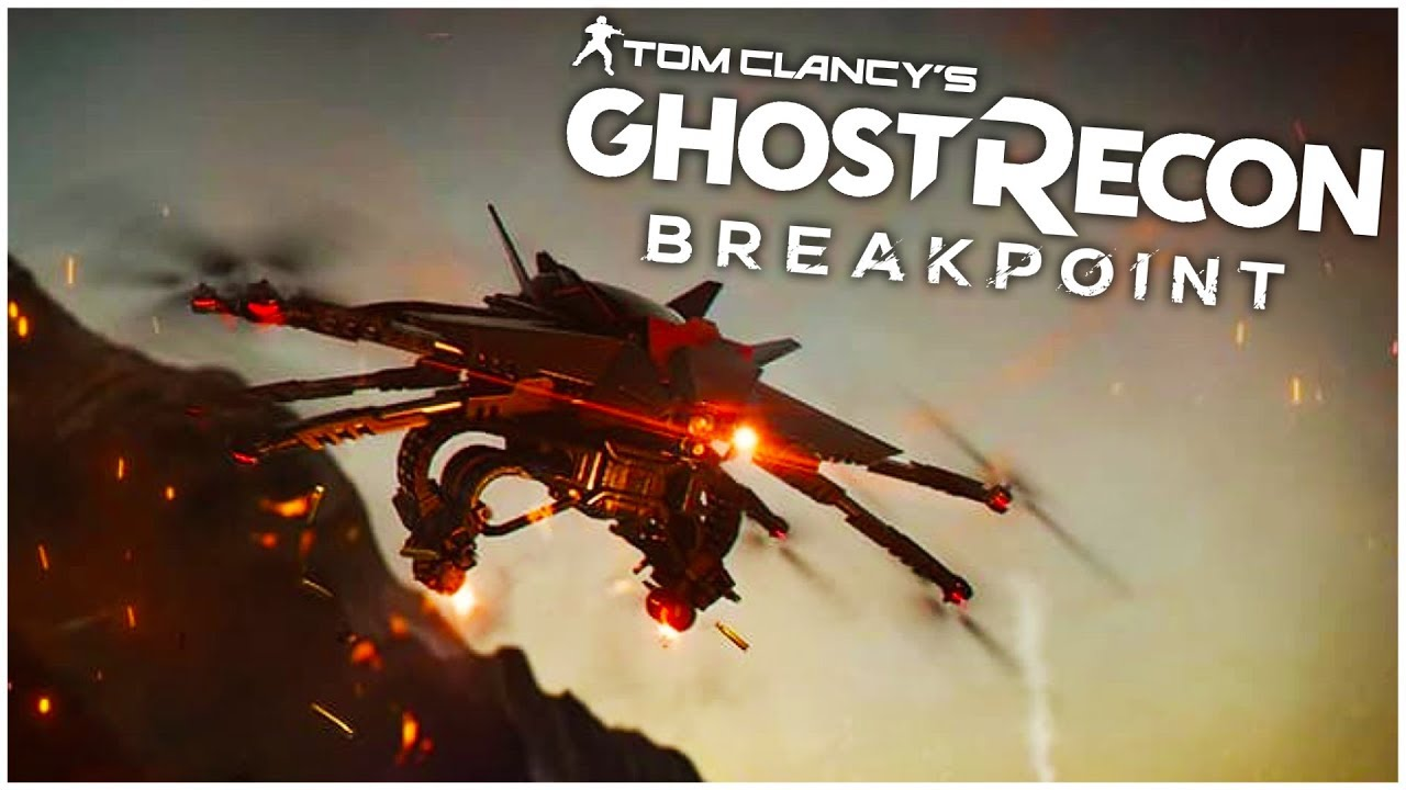 How To Join The Golem Island Raid Ghost Recon Breakpoint Youtube