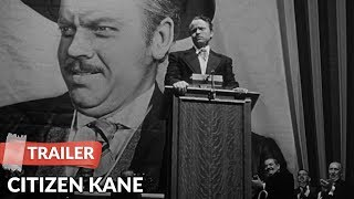 Citizen Kane 1941 Trailer | Orson Welles