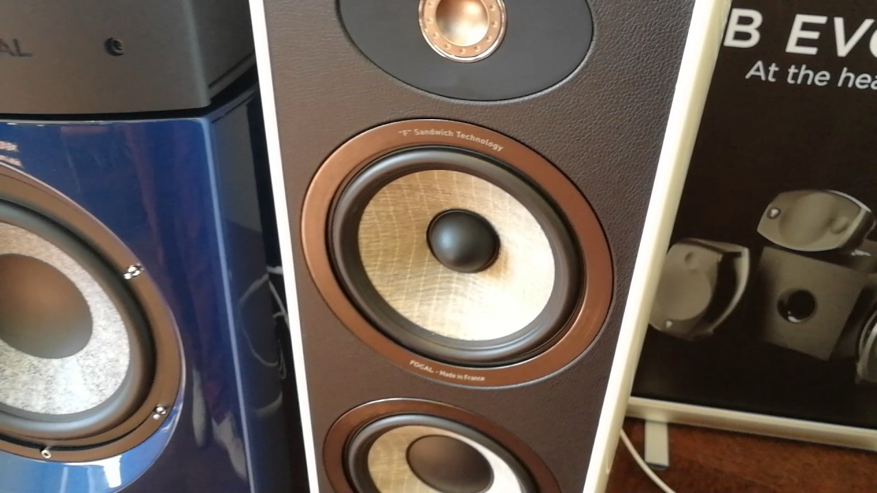 Focal Aria 926 speakers