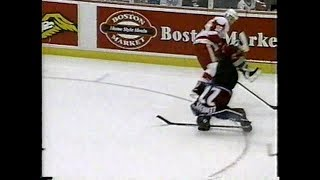 1996 Playoffs: Col @ Det - Game 5 Highlights