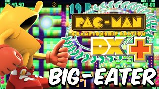 PAC-MAN Championship Edition DX+ - Big Eater (DLC) All Game Modes! | 720p60 |