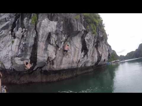 Deep Water Solo Vietnam