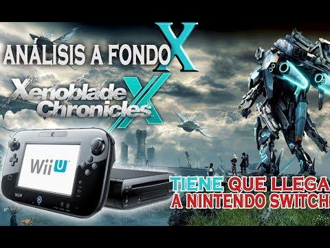 XENOBLADE CHRONICLES X - ANÁLISIS A FONDO (EL MEJOR JUEGO DE WII U)