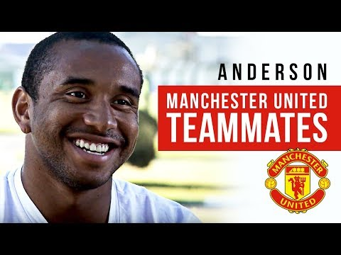 "Anderson | ""Paul Scholes is one of the greatest!"" 