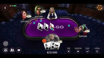 Zinger poker 2018 online tournament 3rd just watch how I play could won 1st if gone ahead