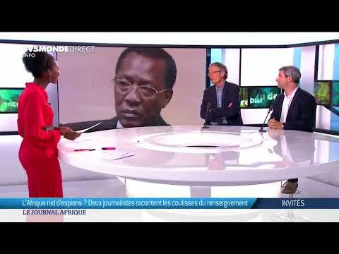 """""""Nos chers espions en Afrique"""" : le livre enquête de Thomas Hofnung et Antoine Glaser"""