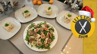 Новогодний рецепт салата Оливье 2019. [Let's Cook Show]