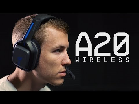 A20 Wireless Gaming Headset Behind the Scenes || ASTRO Gaming