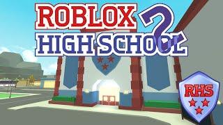 Roblox High School | Mein erster Tag an dieser Schule [Deutsch]