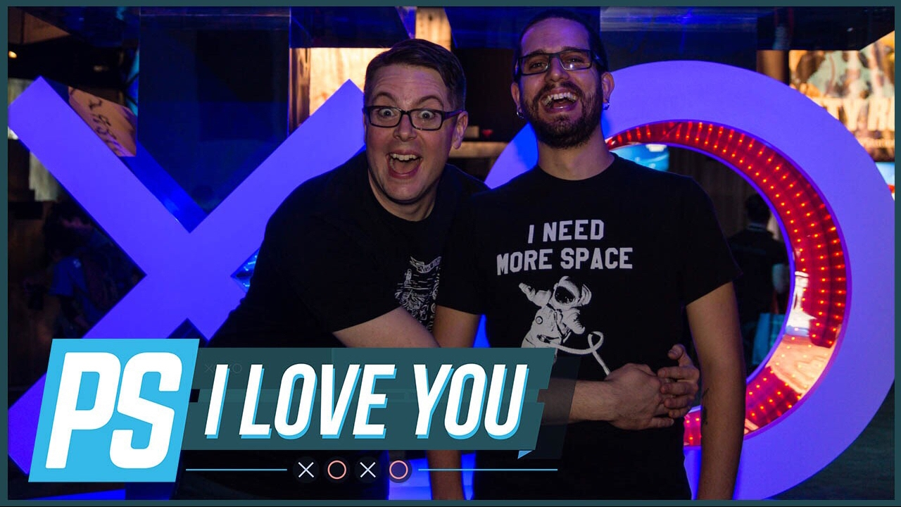 44ea209071 A Decade Covering PlayStation - PS I Love You XOXO Ep. 73 - YouTube