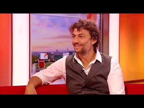 Jonas Kaufmann✦Stargast bei BBC Breakfast TV