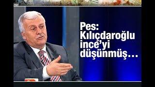 Hüseyin GÜLERCE : Pes  Kılıçdaroğlu İnce'yi düşünmüş…