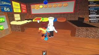 Roblox - Mais dicas do ork at a pizza place.